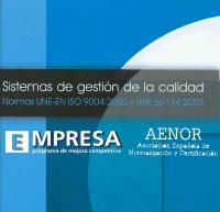 GUIA PARA LA IMPLANTACION DE LA ISO 9004