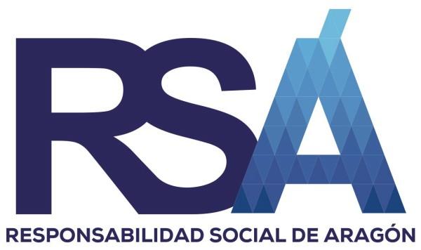 Logo RSA, Plan de Responsabilidad Social  de Aragón