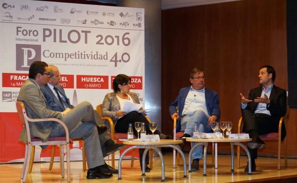 Mesa Redonda: La Logística Empresarial como Oportunidad de Desarrollo de Teruel
