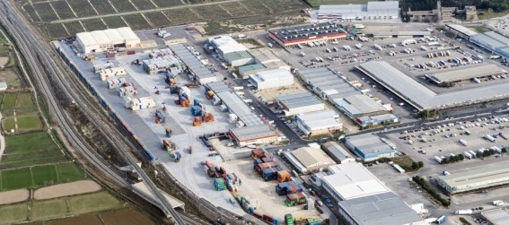TMZ, Terminal Marítima de Zaragoza
