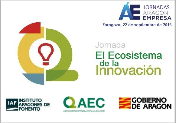 Jornada EL ECOSISTEMA DE LA INNOVACIÓN