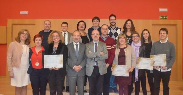 Clausura del título de Experto en RS de la Universidad de Zaragoza