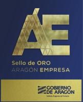 sello de oro aragon empresa